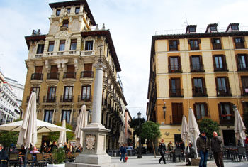 Plaza de Ramales Madrid_9
