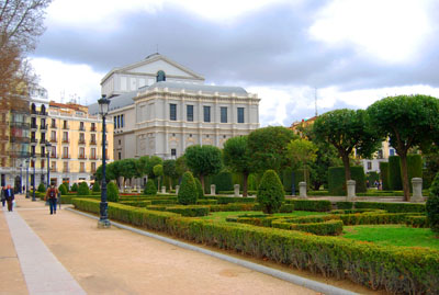 Plaza de Oriente Madrid_8